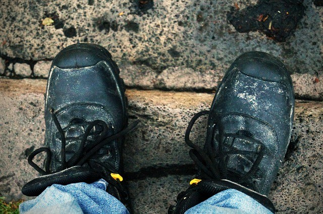 pracovné topánky