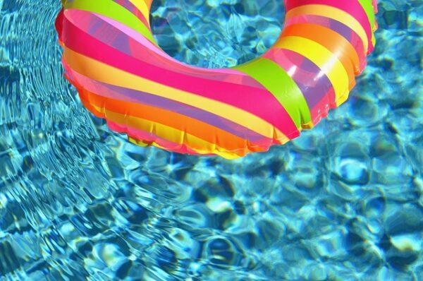 ako ohriať vodu v bazéne