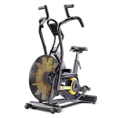 Crossfit Air Bike EVOPower RENEGADE PRO