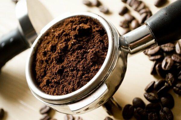 kvalitná mletá káva