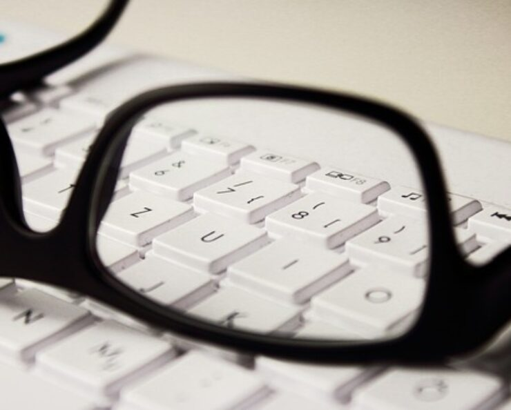 okuliare k PC